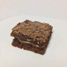 Brownie Recheado de Brigadeiro - 90g