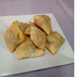 Pastel Frito de Carne - 10 Unidades