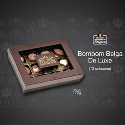 Bombom Belga De Luxe - 170g