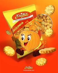 Biscoito Erika Cebola 300g