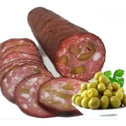 Salame Nobre com Azeitonas - 450g