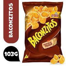Biscoito Baconzitos 103g