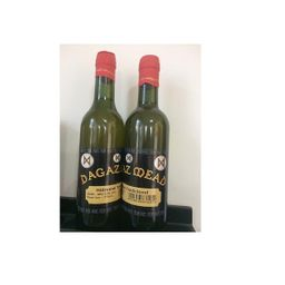 Hidromel tradicional meia garrafa 375ml.