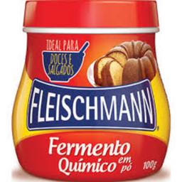 Fermento Fleischmann 100g