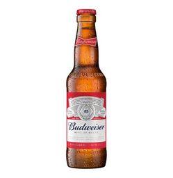Cerveja Budweiser Long Neck - 355ml