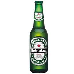Cerveja Heineken Long Neck - 355ml