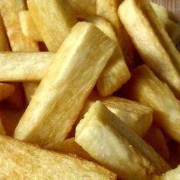 500g de Aipim Frito