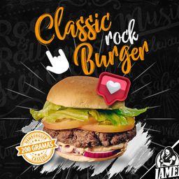 Classic Rock Burger