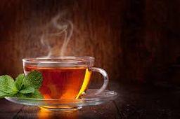 Chá - Quente