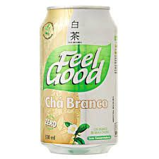 Chá Feel Good Branco - 330ml