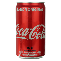 Coca-Cola Original - 220 ml