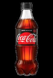 Coca-Cola sem Açúcar - 600 ml