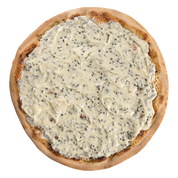 Pizza de Cookie's e Cream