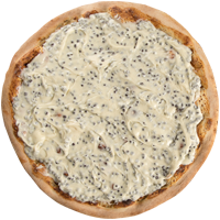 Pizza de Cookie's & Cream