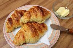 Croissant com Manteiga - Unidade