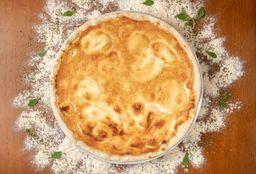 Pizza de Crocante