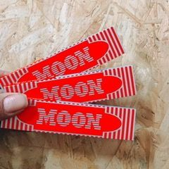 Seda moon king size red