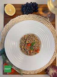Salada de Quinoa Mix com Grão de Bico