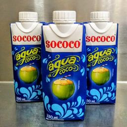 Água de Coco Sococo 330 ml