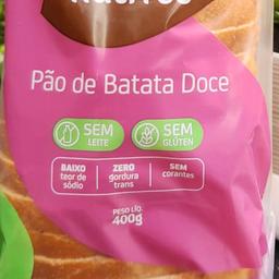 Pão Batata Doce 400g