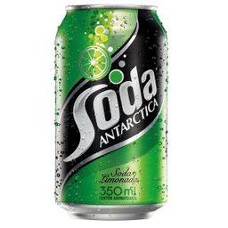 Soda Limonada Antarctica 350ml