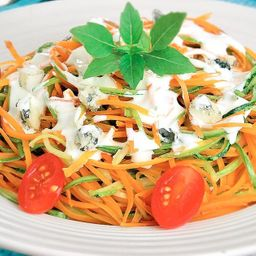 Espaguete Vegetariano