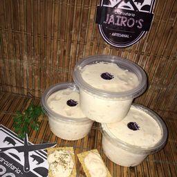 Pasta de Frango Defumado com Azeitona - 250g