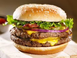 X-Burger Duplo