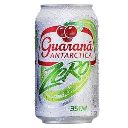 Guaraná Antarctica Zero 350ml