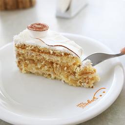 Torta Tropical - Fatia