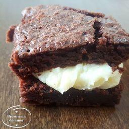 Brownie com Leite Ninho