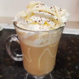 Nut Hot Vanilla - 350ml