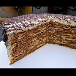 Torta Alfajor - Inteira