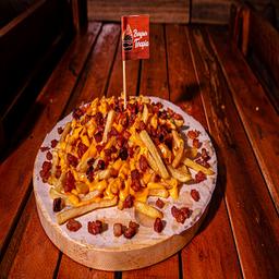 Batata Mega Terapia Com Bacon - 300g