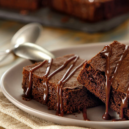 Brownie Funcional de Chocolate