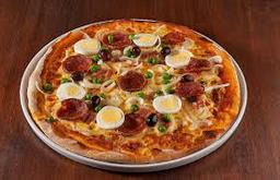 Pizza 8 Fatias Portuguesa