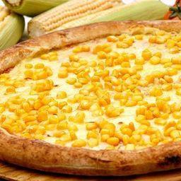 Pizza  de Milho Verde