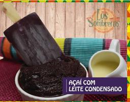 Paleta Mexicana de Açaí com Leite Condensado - 90g