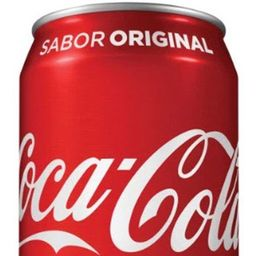 Coca-Cola Original - Lata 350ml