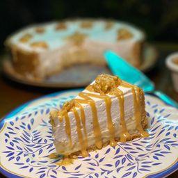 Torta de Chantilly com Nozes