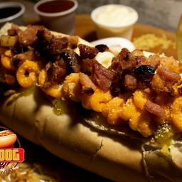 Hot Dog de Bacon - 60cm