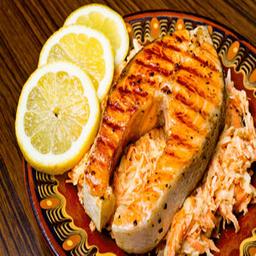 Peixe Grelhado com Limão