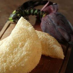 Pastel Vegetariano Funghi Mineiro