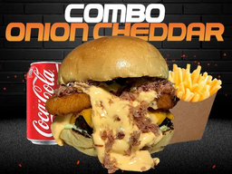 Combo Onion Cheddar