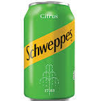 Scweppes Citrus 350ml