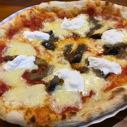 Pizza de Berinjela - 28 cm