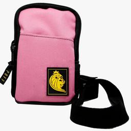 Shoulder Bag Puff Life Pink