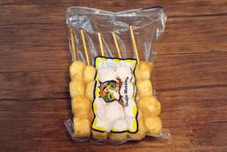 Espeto queijo mussarela defumada (pacote