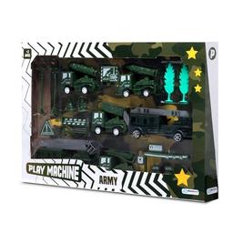 Multilaser Brinquedo Play Machine Exército Forças Armadas