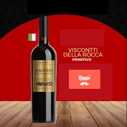 Visconti Della Rocca Primittivo 750ml